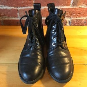 Treasure and Bond Black Boots